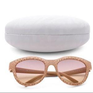 NEW Emilio Pucci EP737S Blush Sunglasses